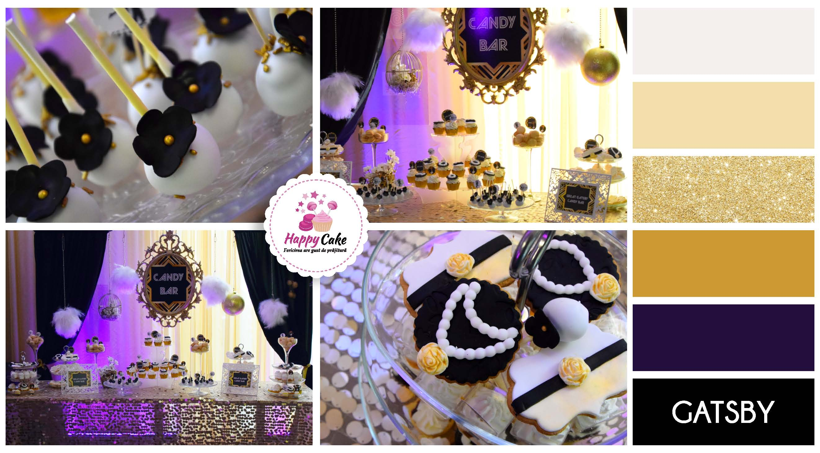 Candy Bar Brasov - Happy Cake